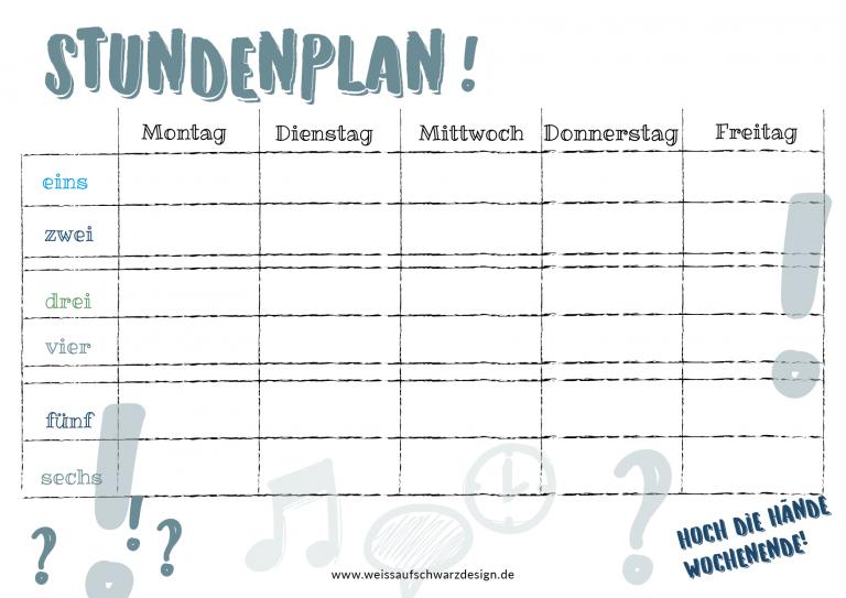 Stundenplan-WeissAufSchwarzDesign-1